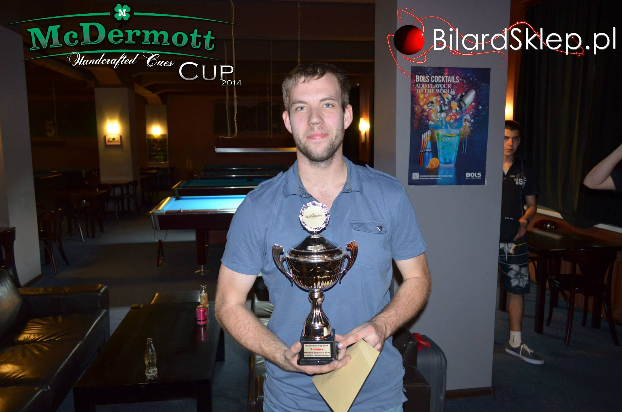 McDermott Cup 2014 Maximus Bydgoszcz | Igor Luliński