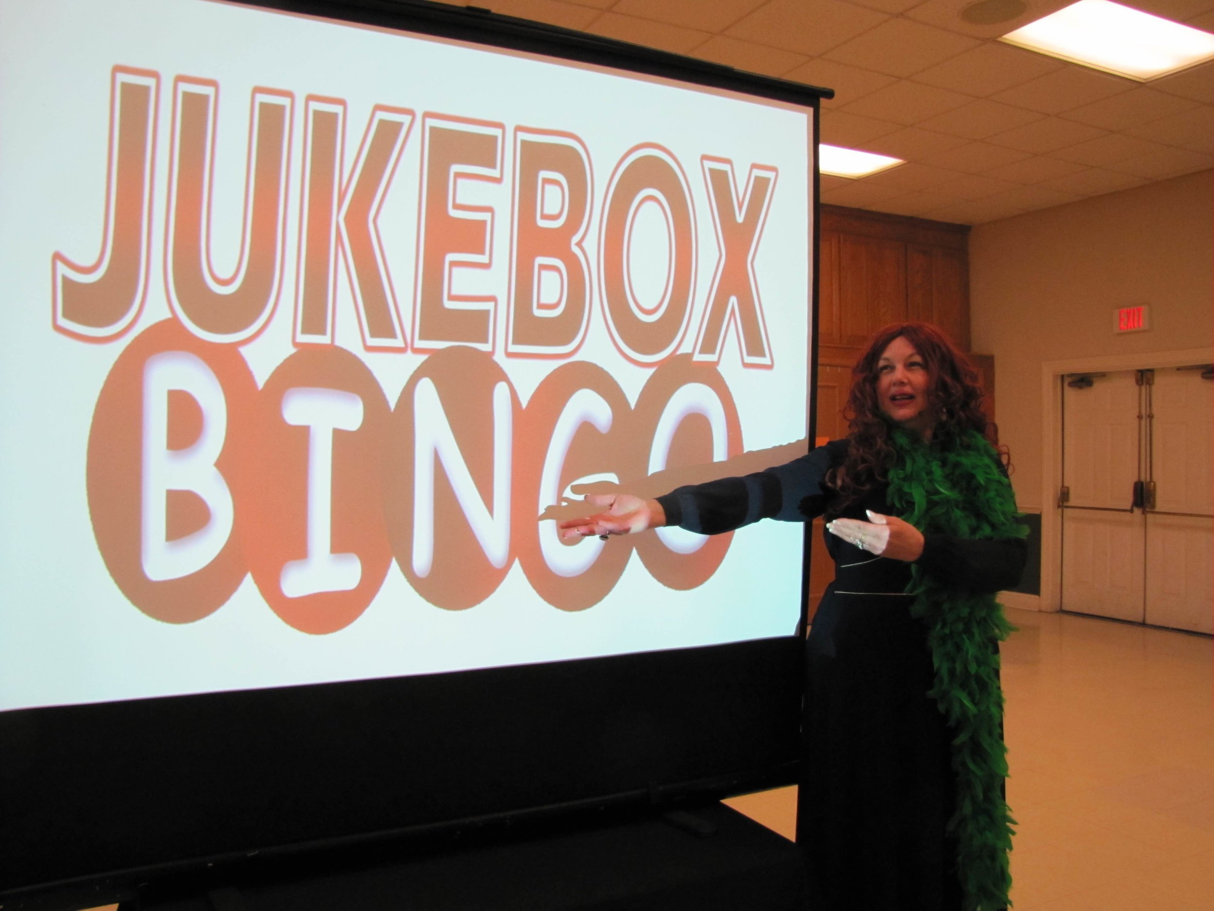 United Church of Christ, Southbury 5 F's Juke Box Bingo | Music Ministry | Fellowship