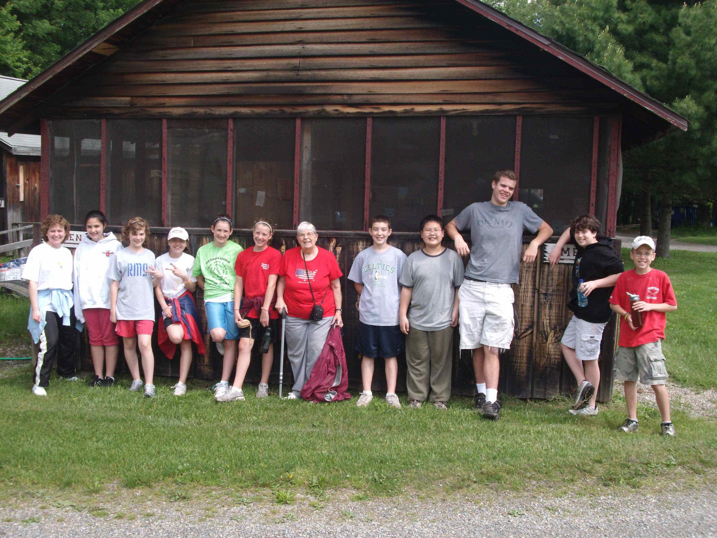 United Church of Christ, Southbury Junior Pilgrim Fellowship Group