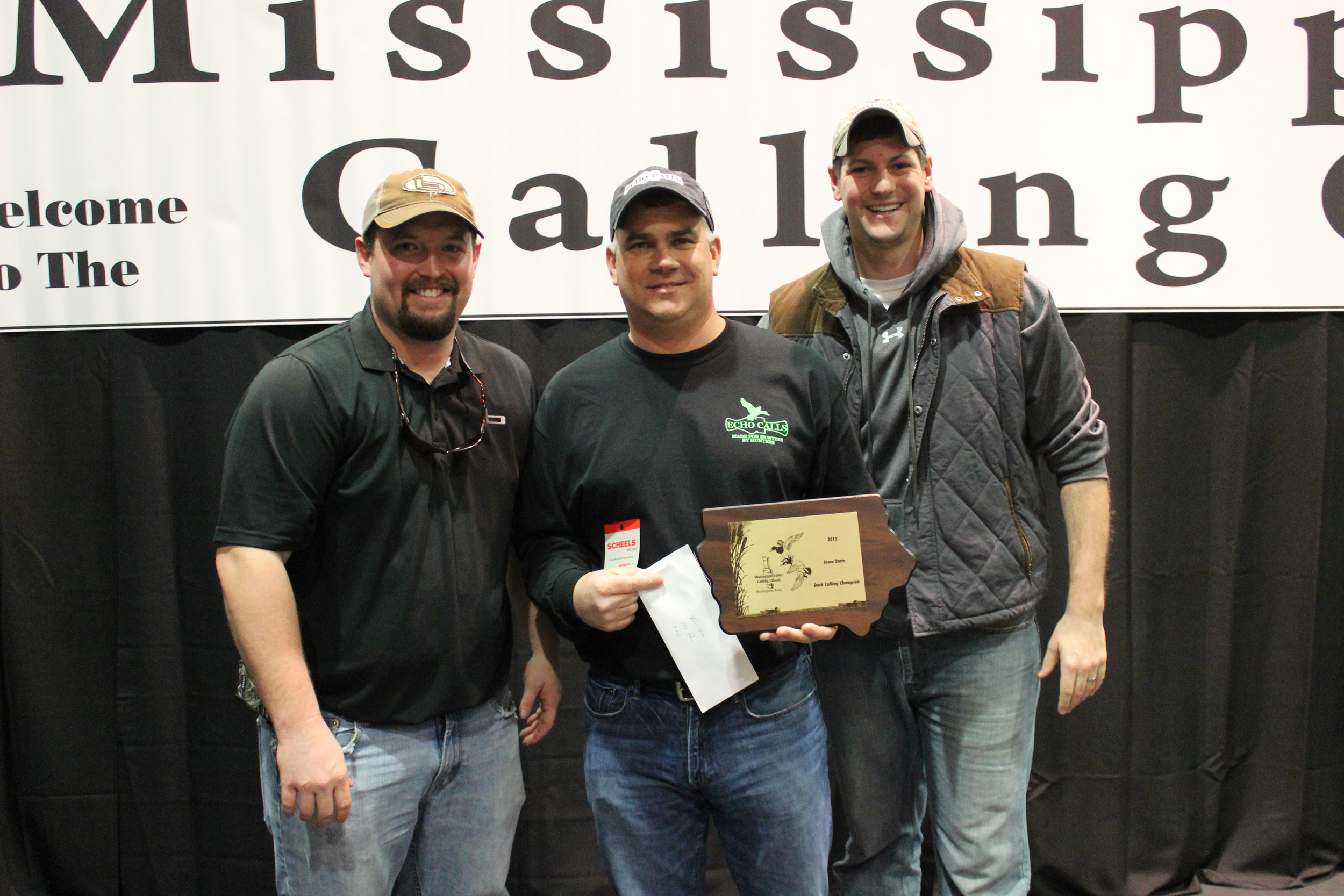 2015 Iowa State Duck Calling Contest :: Top 3