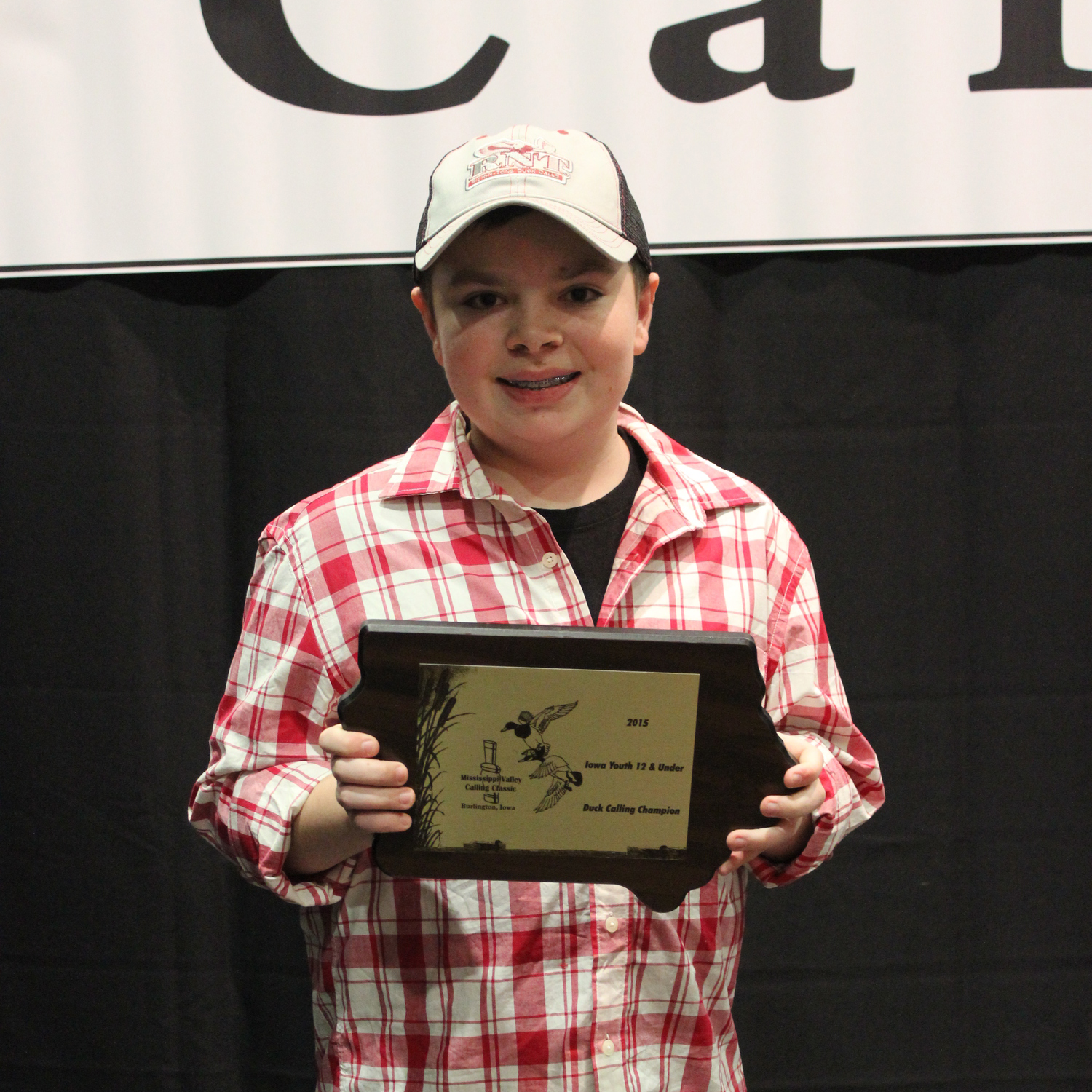 2015 Mississippi Valley Youth Duck Calling Champion :: Junior Division :: Brecken Johnston