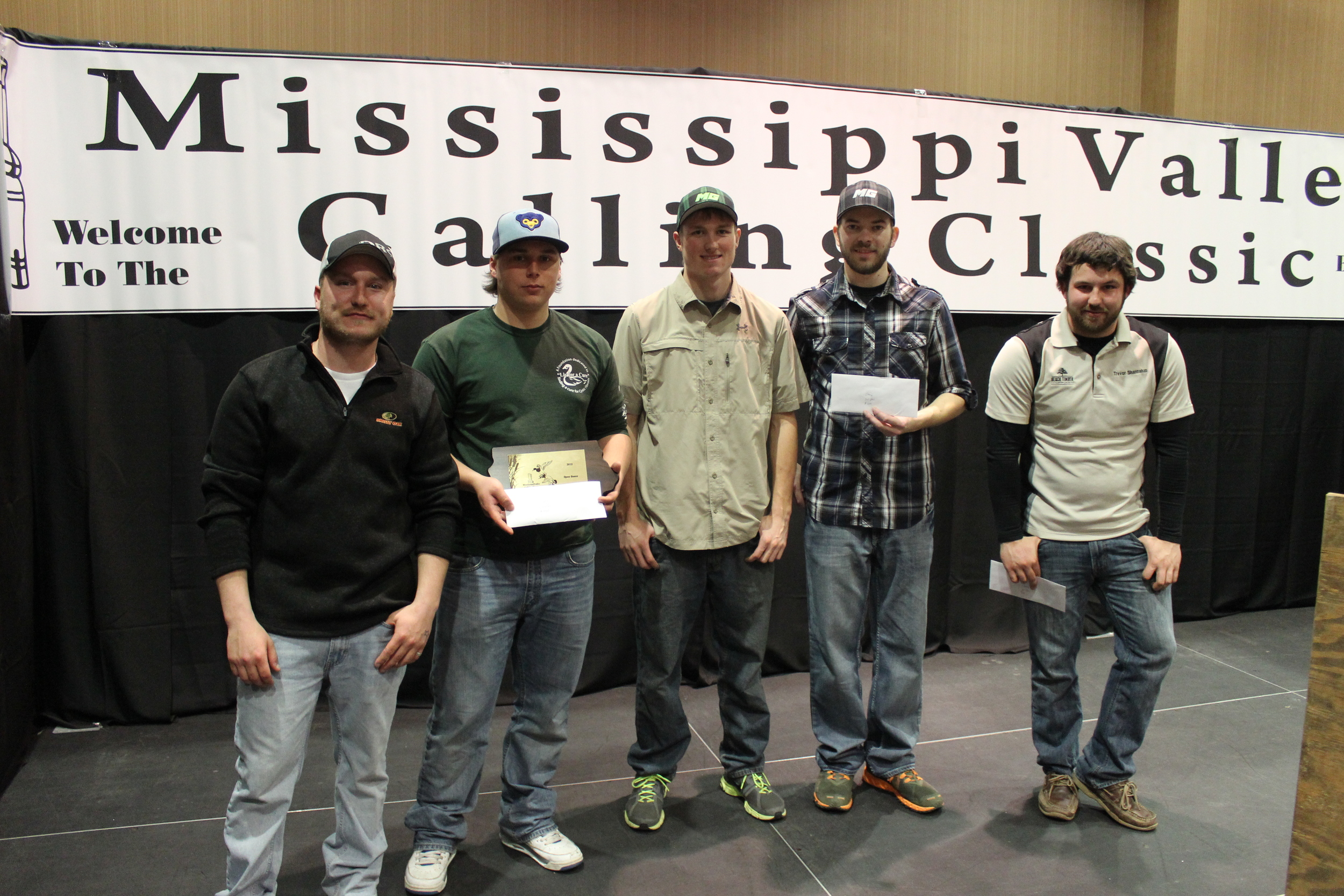 2015 Open Goose Calling Contest :: Top 5