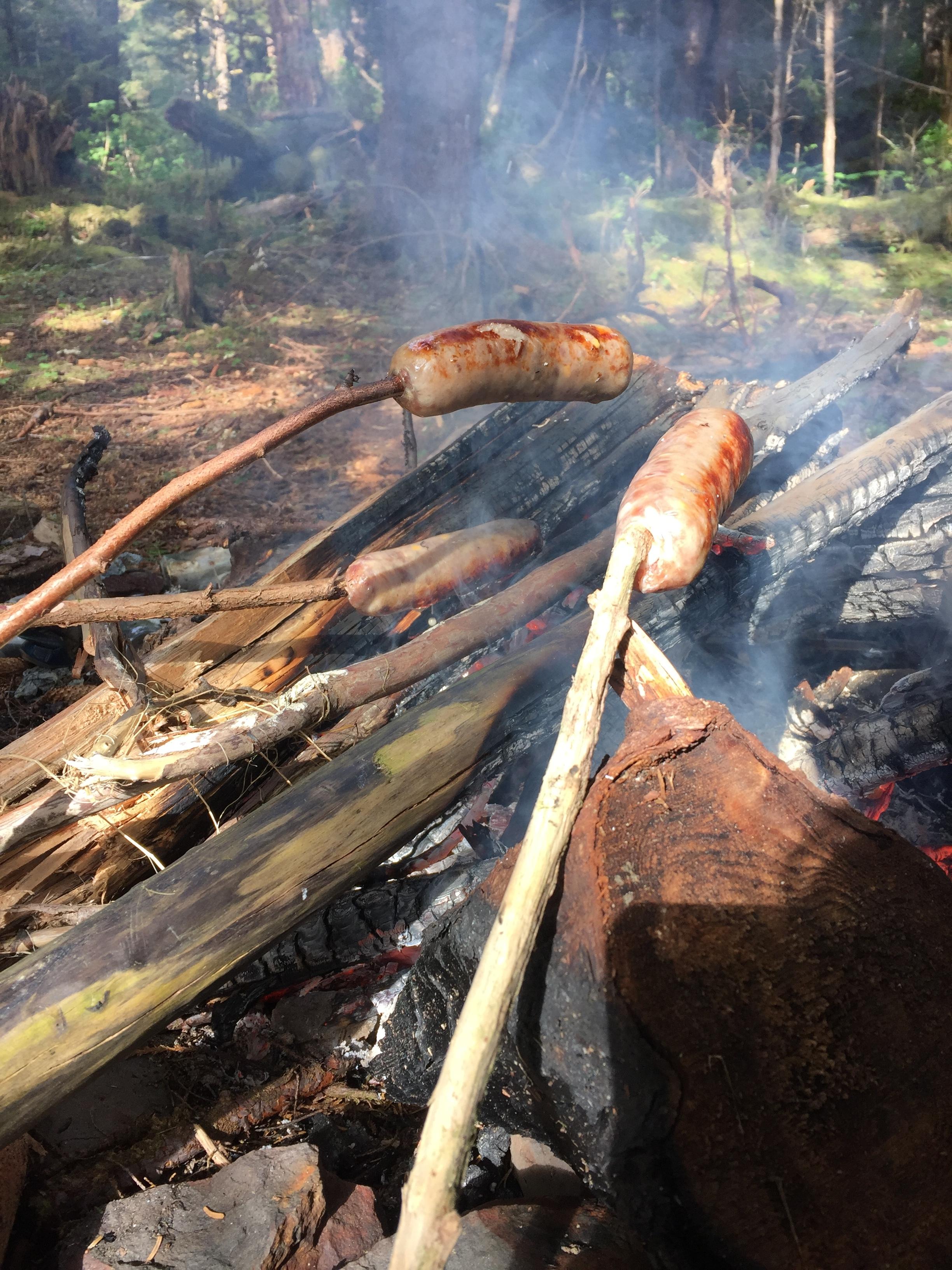 Campfire treats