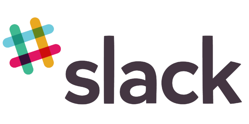 Good: a tech company using a sans serif font