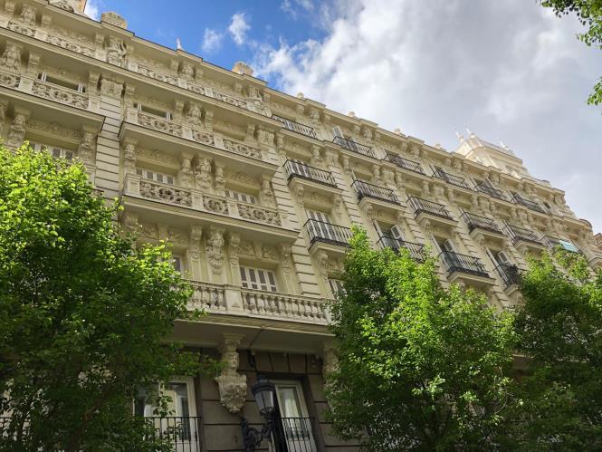 Gorgeous Spanish architecture