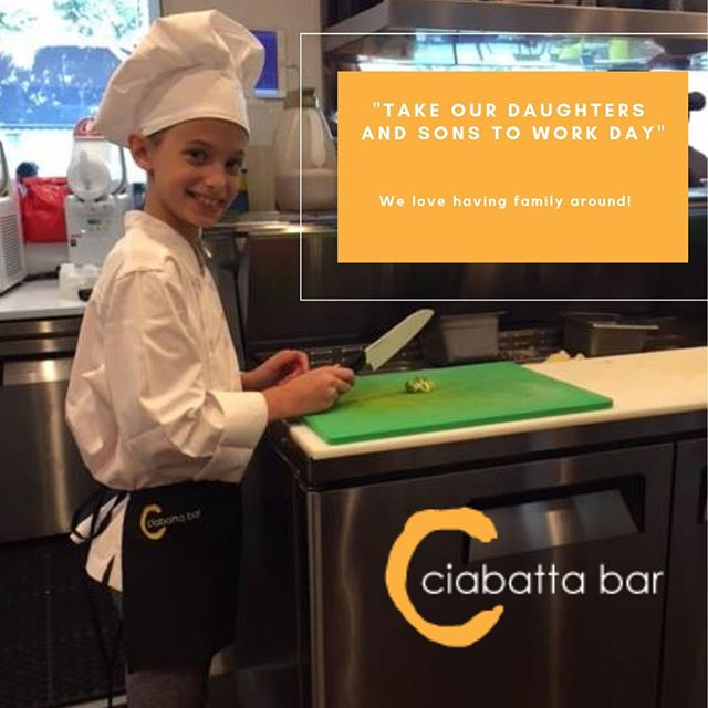 "It's ""Take Our Daughters and Sons to Work Day"" - We love having family around! . . . . . #TakeOurDaughtersandSonstoWorkDay #sons #daughters #work #family"