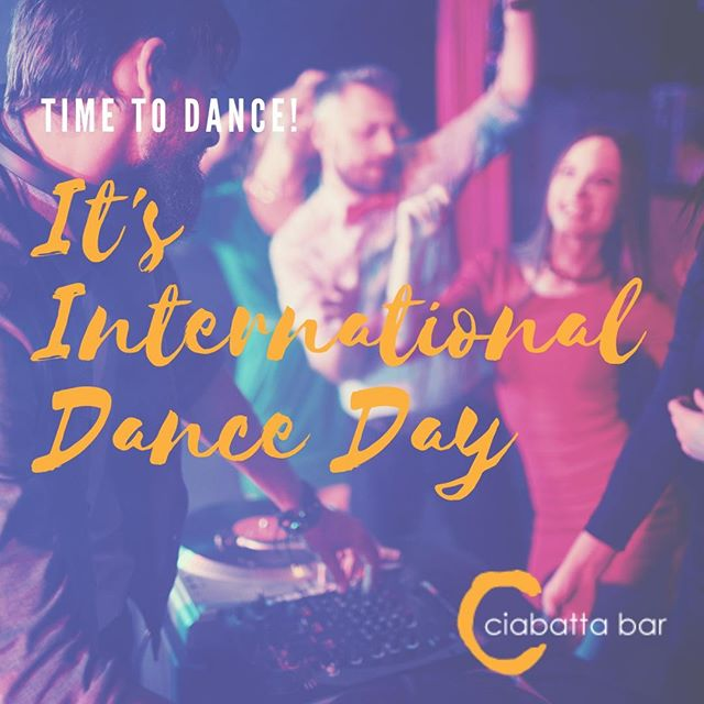"Dance today... have some fun 💃 ""International Dance Day is a global celebration of dance, created by the Dance Committee of the International Theatre Institute, the main partner for the performing arts of UNESCO."" - Wikipedia . . . . #dance #dancing #itldanceday #internationaldanceday #danceday"