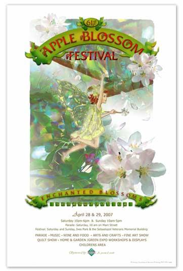 Sebastopol Apple Blossom Festival 2007