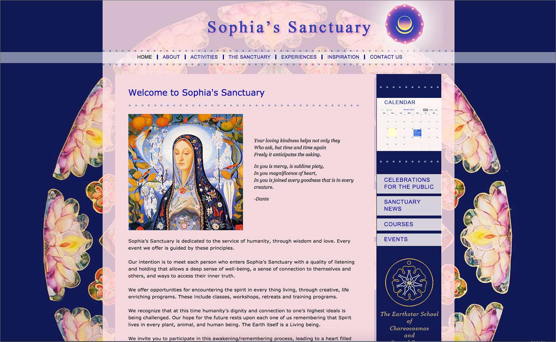 sophiassanctuary.org