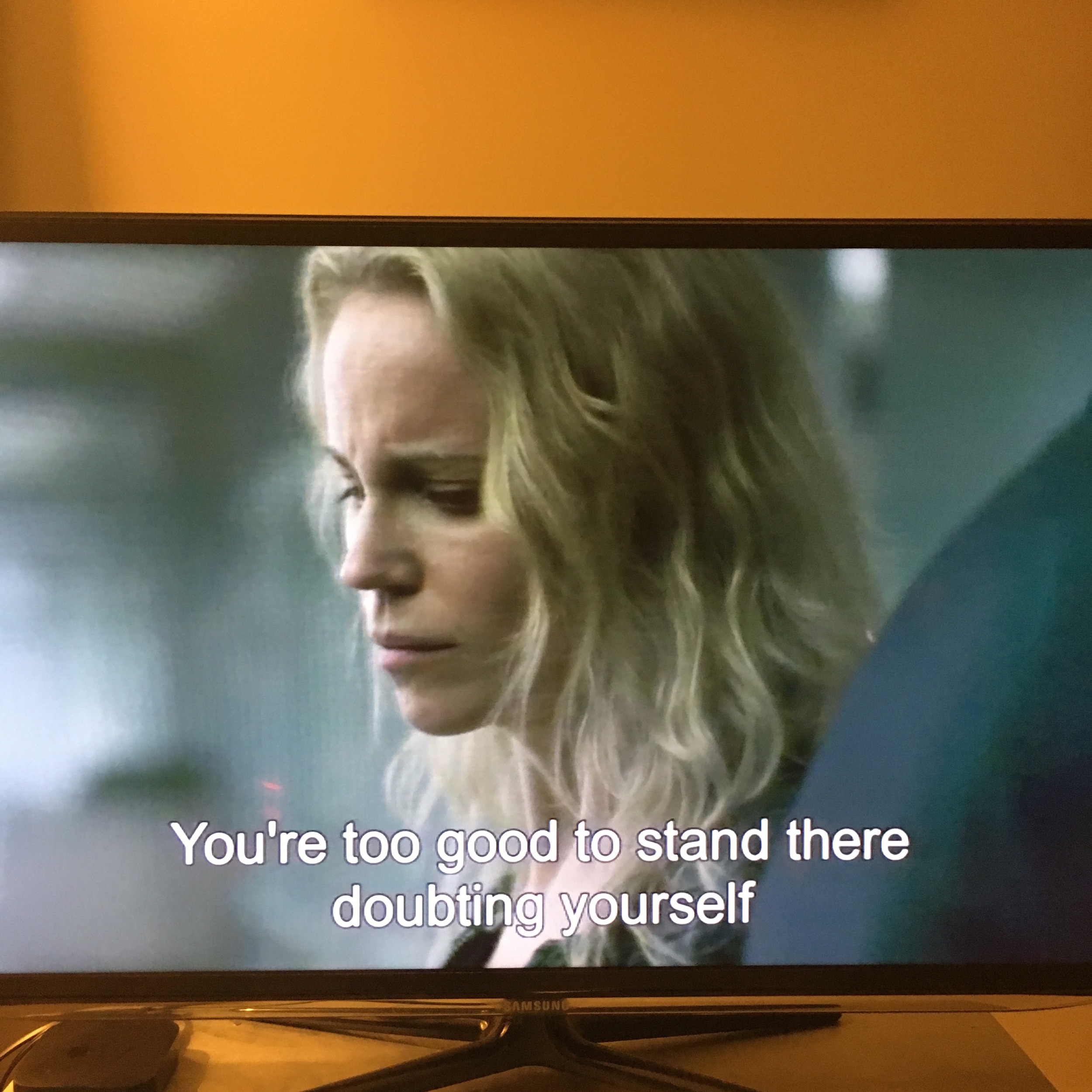 A profound lesson from the comfortingly dysfunctional Saga on  The Bridge .