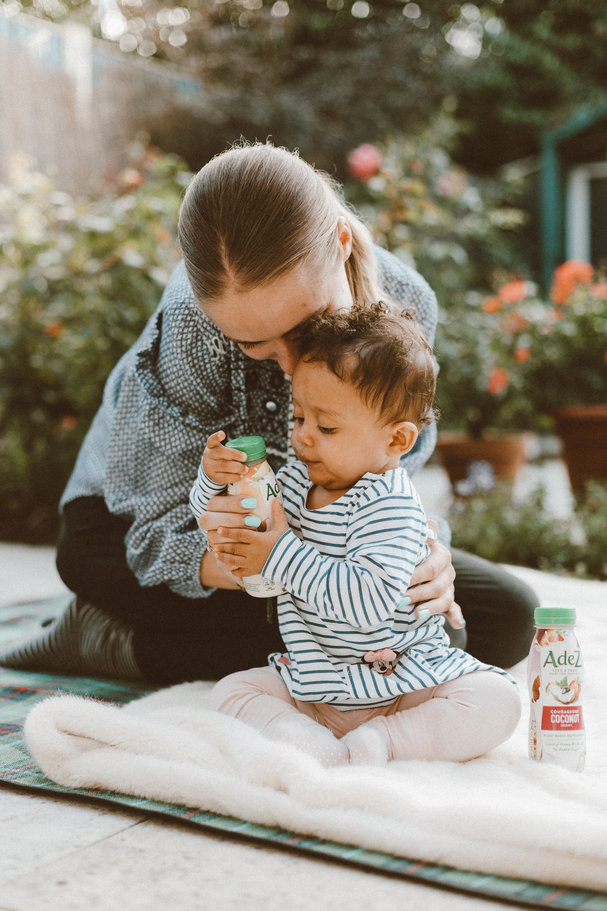 - The study noted frequent chatting with toddlers accounted for up to 27 percent of their higher performance in verbal comprehension a decade later.