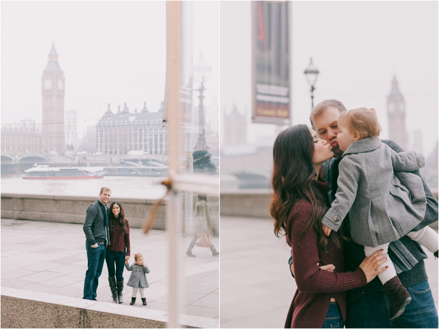 London Family Mini Session westminster bridge London Family Photographer
