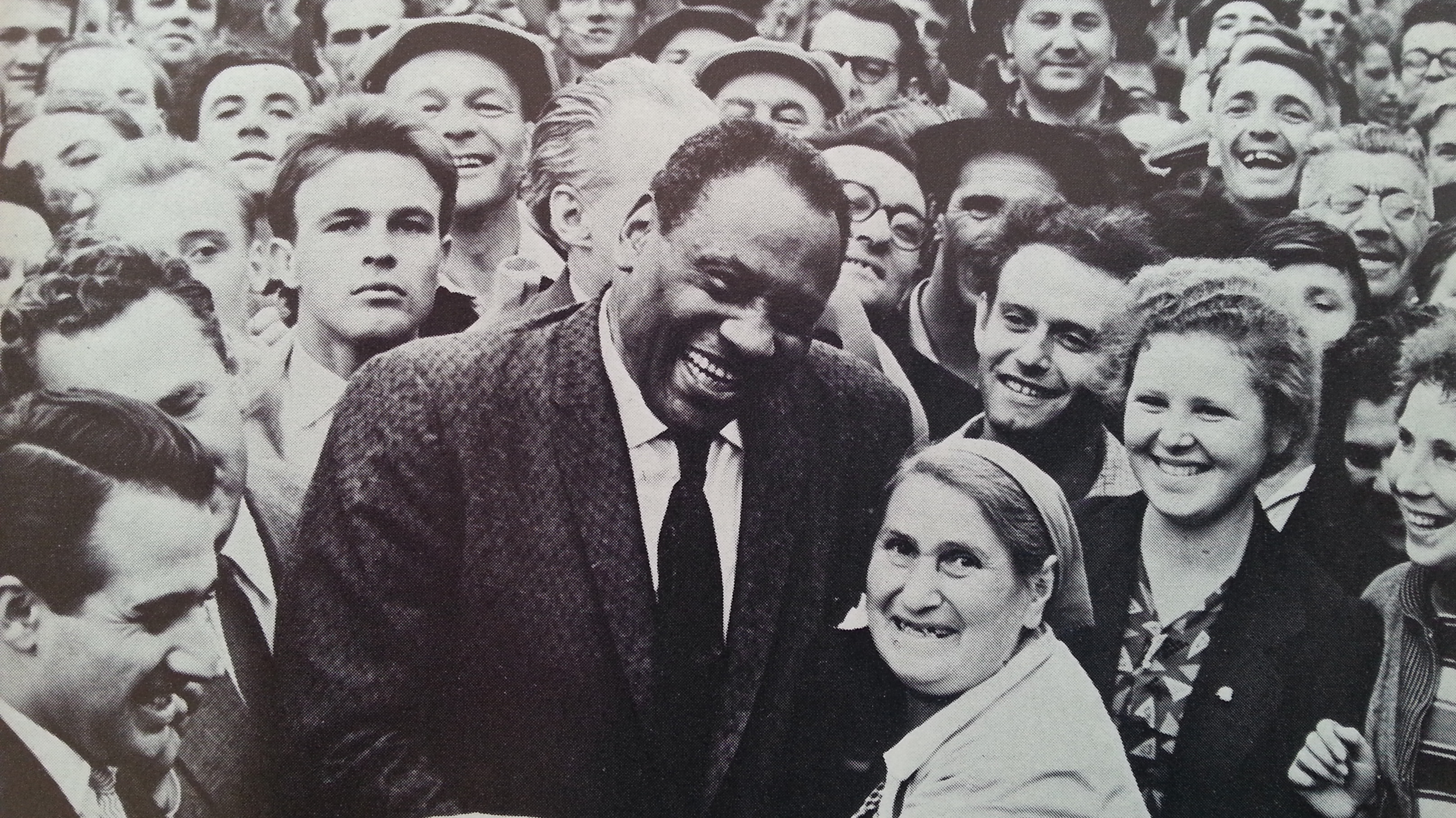 PAUL ROBESON - BEHIND THE CURTAIN   Feature documentary, 90/52 min., 2019 (in production)