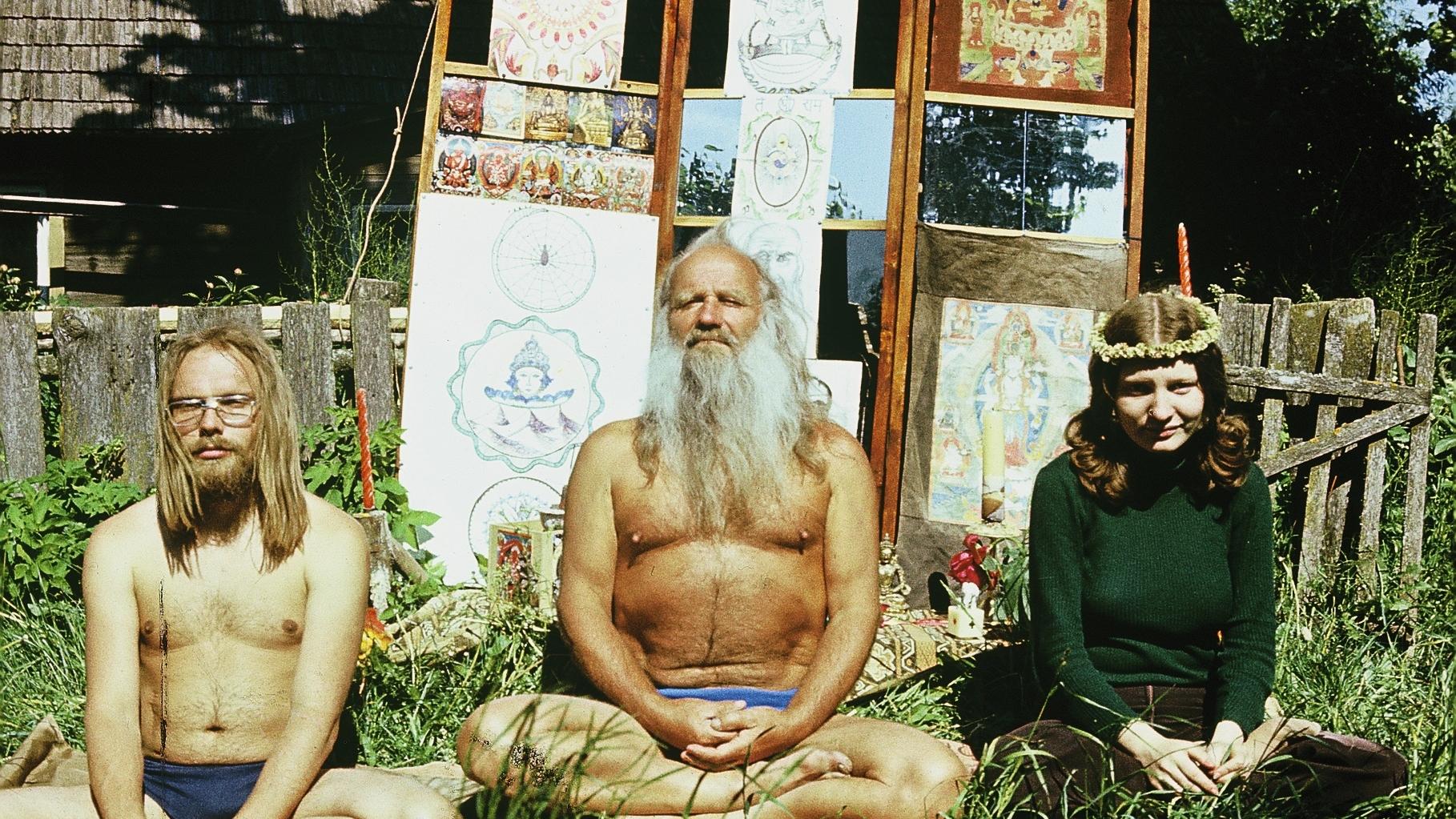 SOVIET HIPPIES   Documentary, 75/52 min., 2017