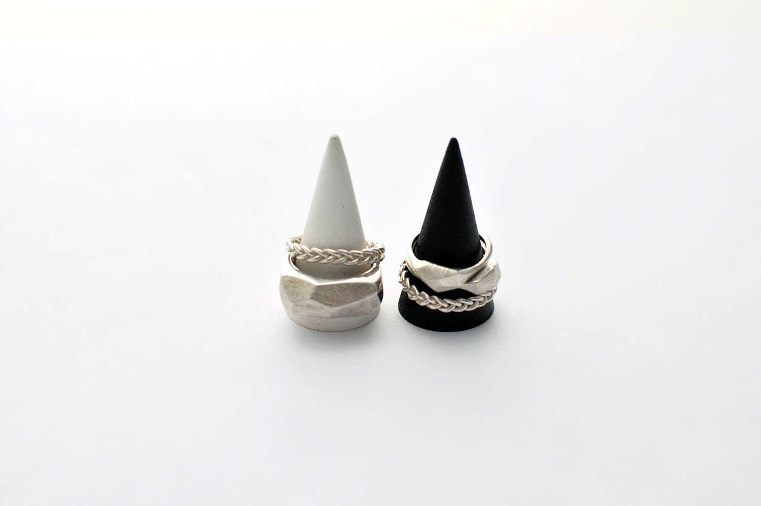 KonoandSono.com Handcrafted Rings