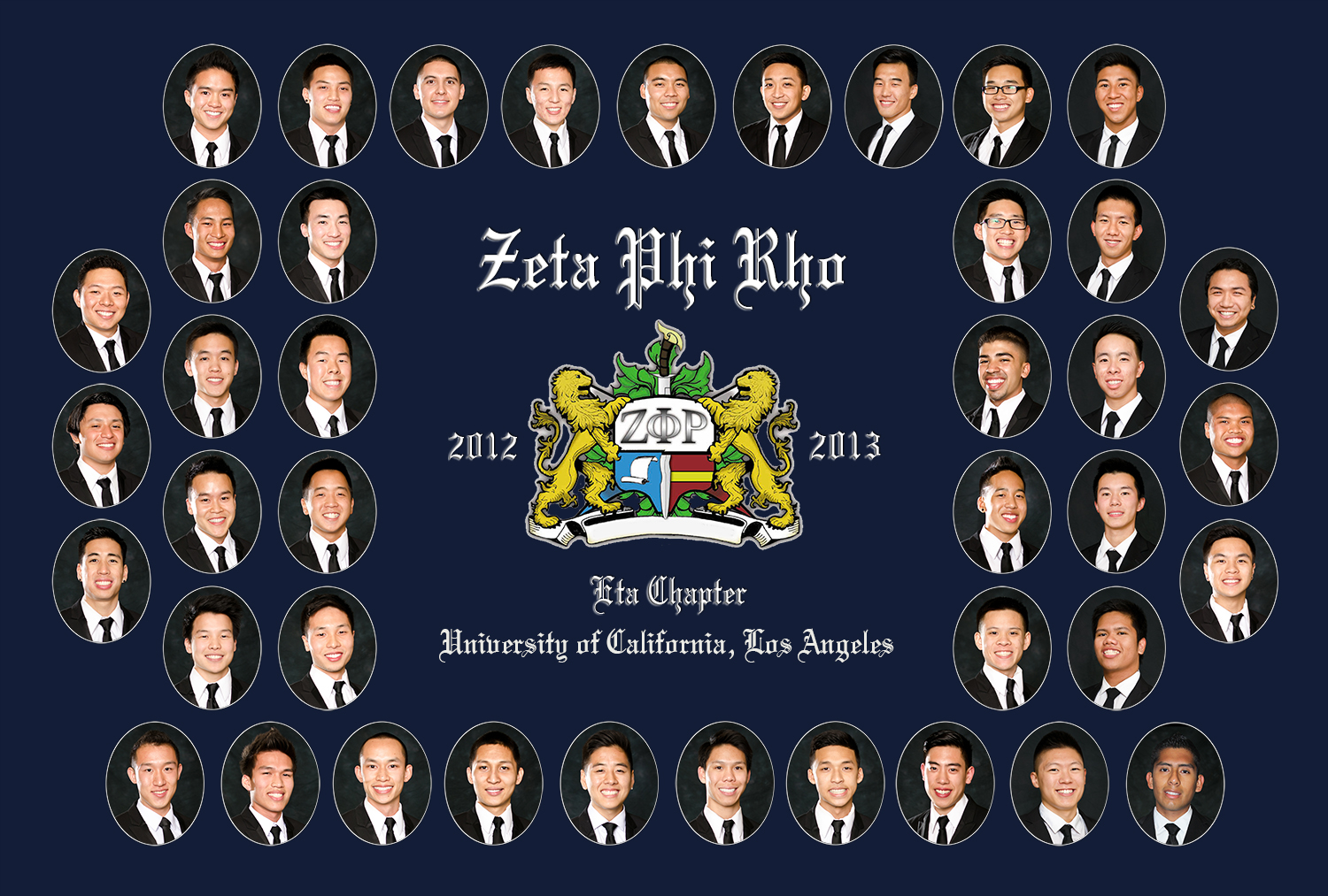 FRATERNITY CHAPTER COMPOSITES