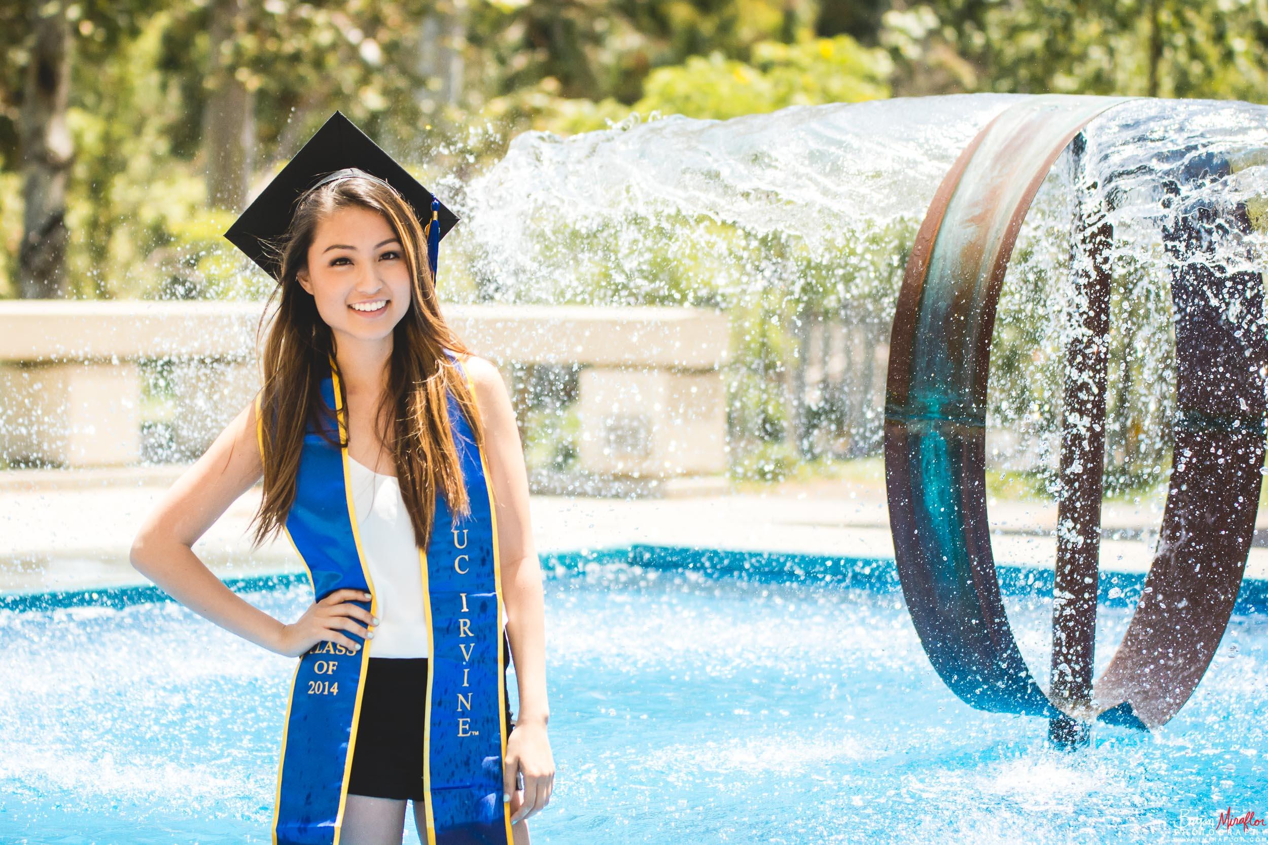 Graduation Senior Portraits Bryan Miraflor Photography