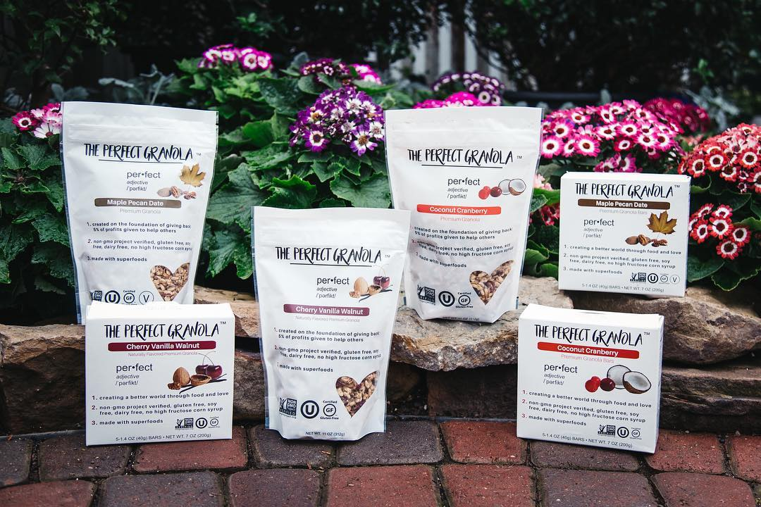 The Perfect Granola Family of Products