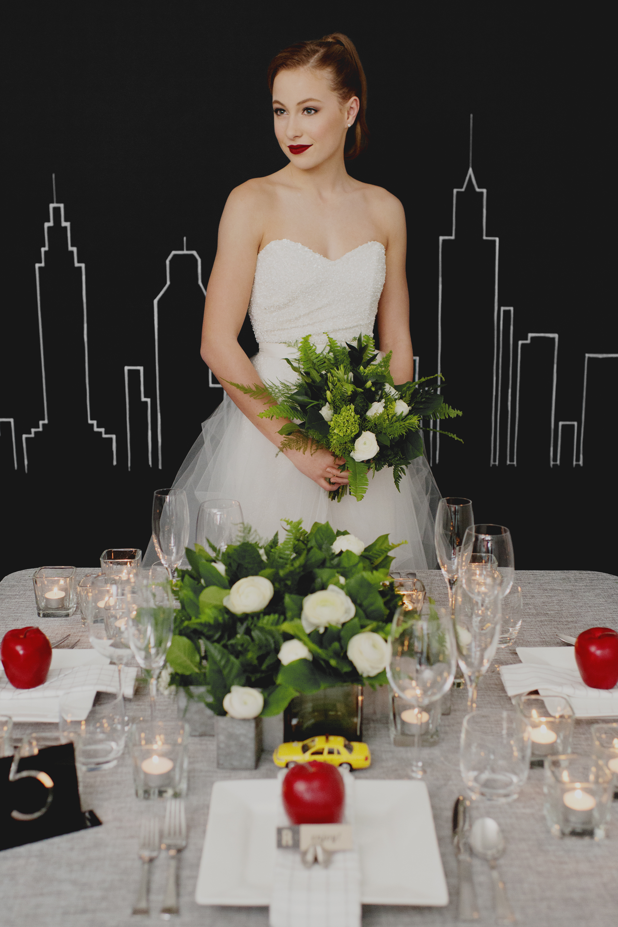 NEW YORK WEDDING - WEDDINGSTAR MAGAZINE