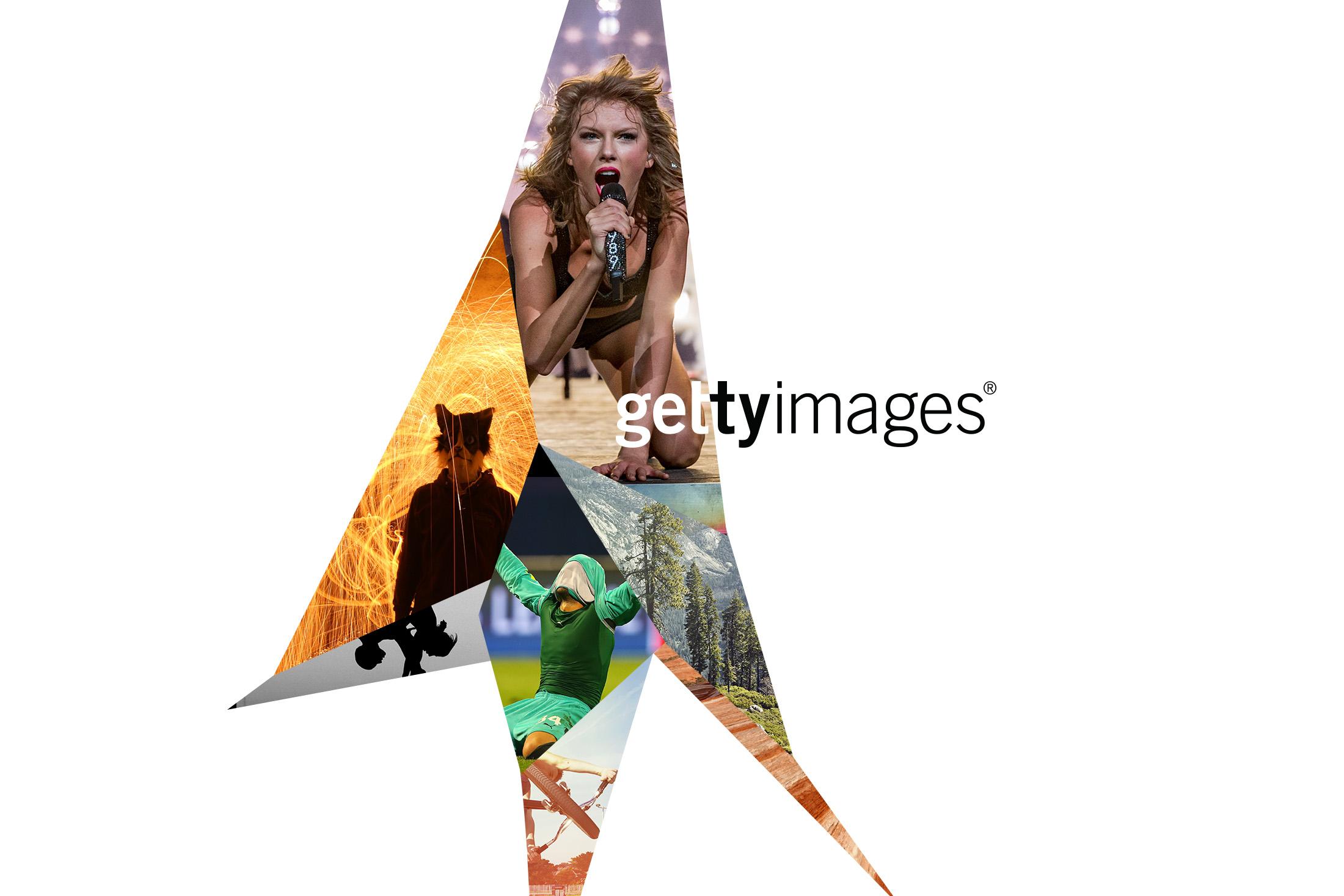 Getty Image Brand Frame