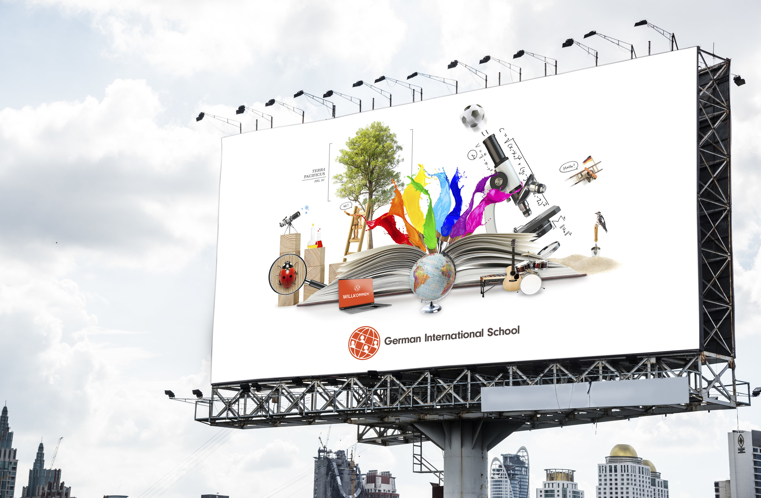 Out of Home Ad: Billboard