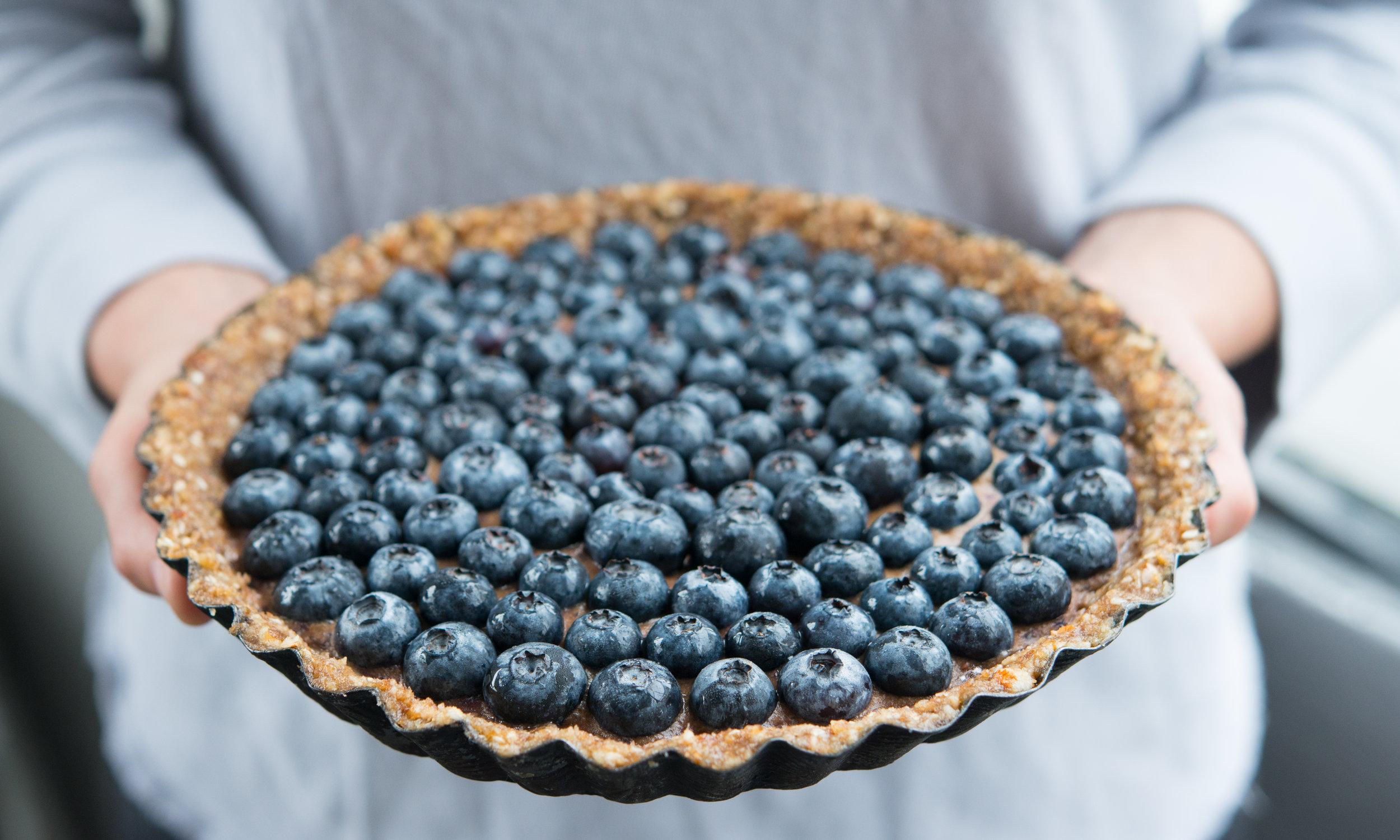 PCC Community Markets - Raw Blueberry Cream Pie1.jpg