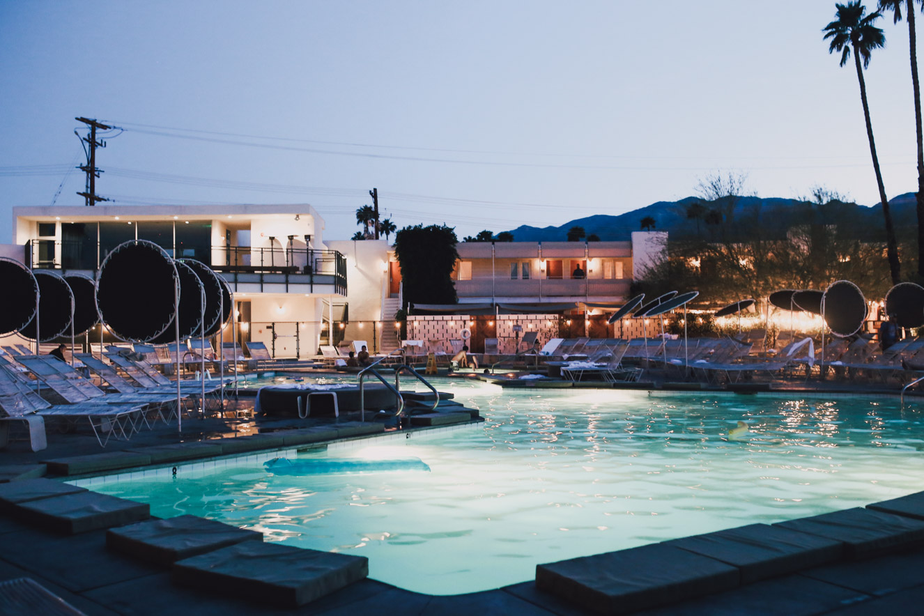 Ace Hotel pool