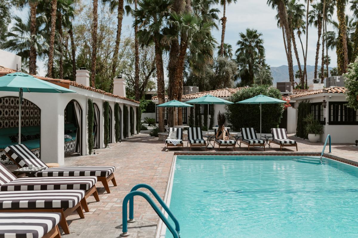 Villa Royale pool