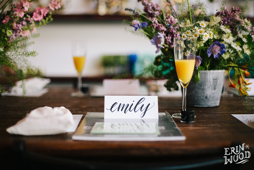 First Ashley Buzzy Lettering Workshop    BY   Erin Wood
