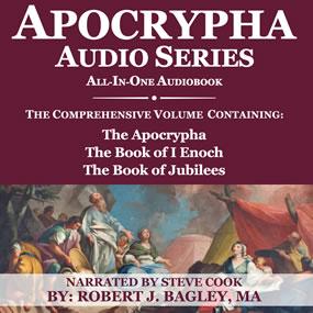 Apocrypha Audio Series Cover