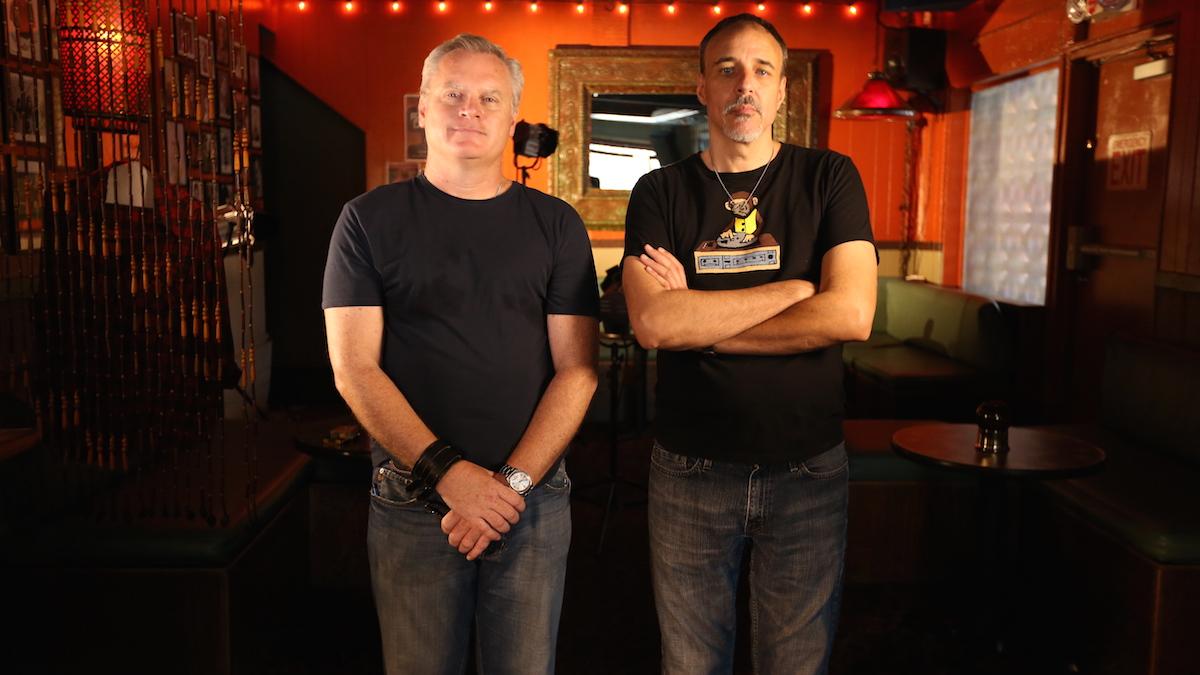 Phil Scanlon and Paul V. Vitagliano