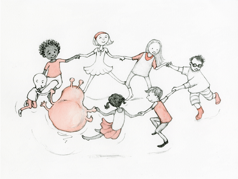 SCBWI Word of the Month: Diverse