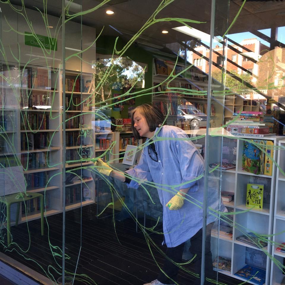 Lindfield Learning Hub tree window design