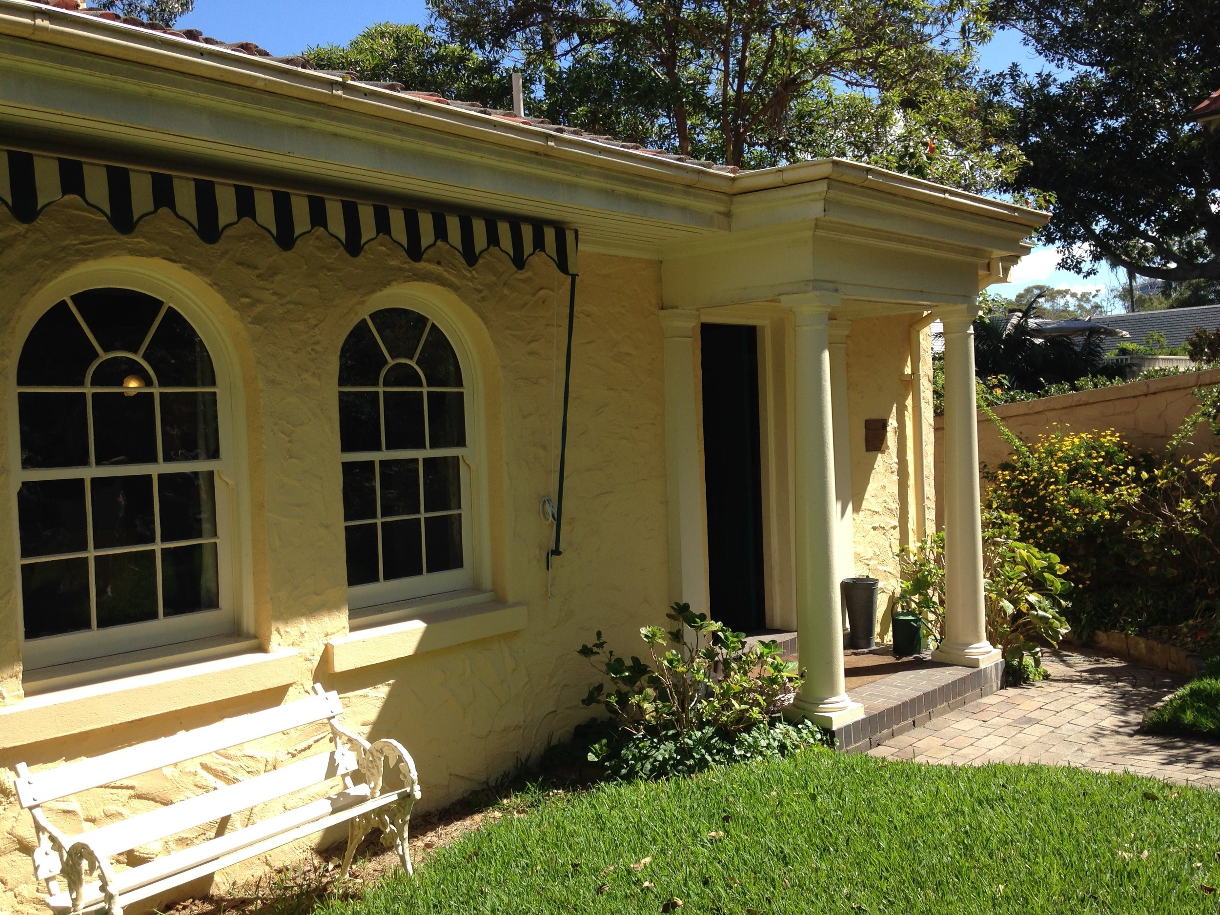 May Gibbs' home Nutcote in Neutral Bay.