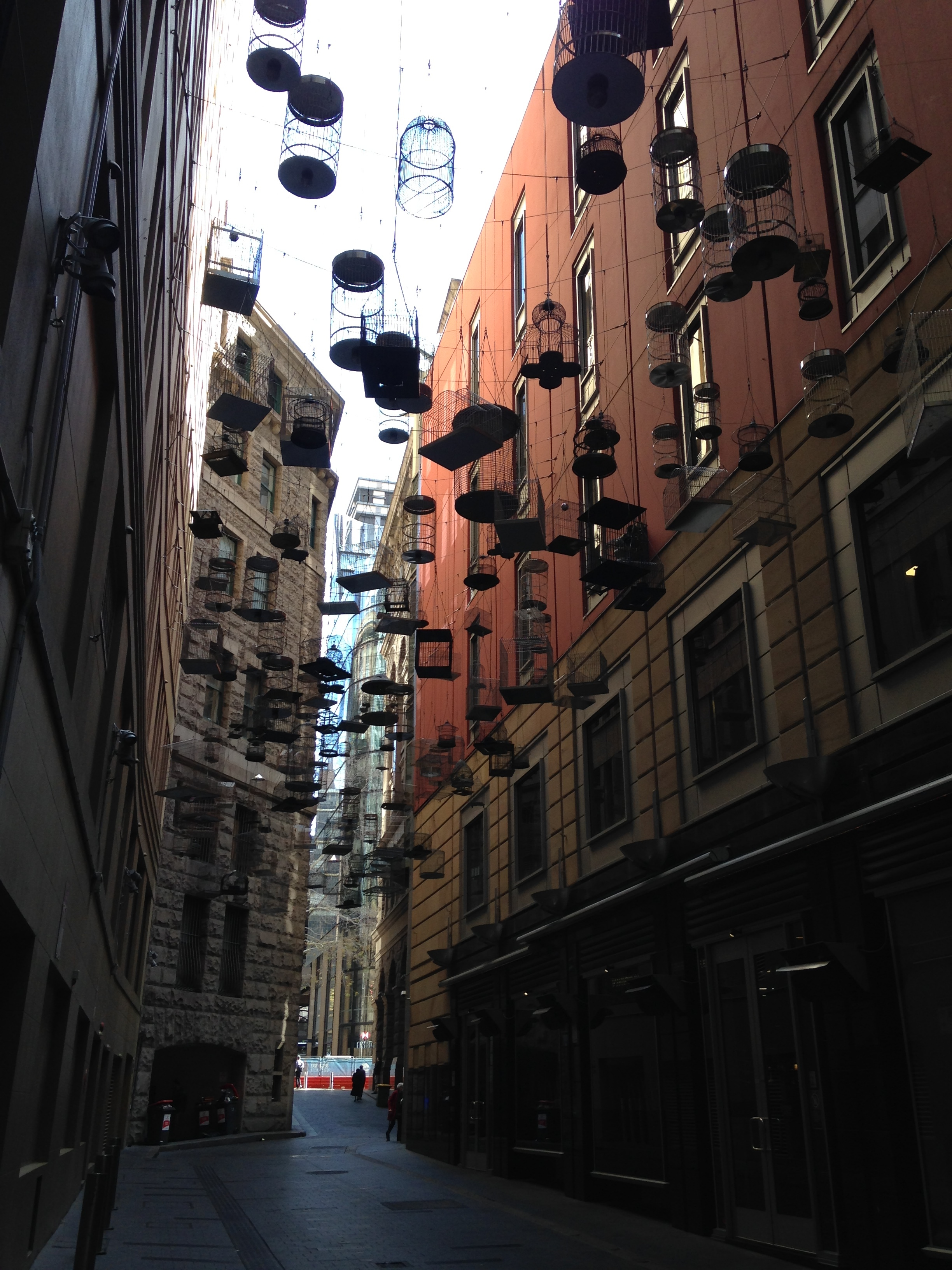 'Forgotten Songs' at Angel Place, Sydney