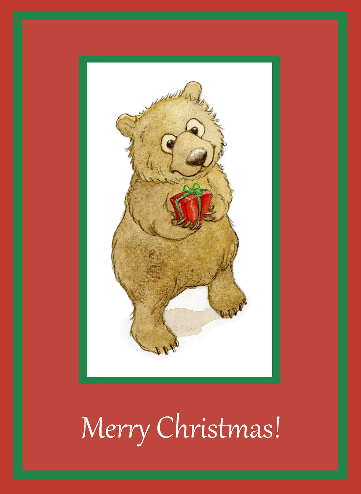 Merry Christmas Bear YLow.jpg