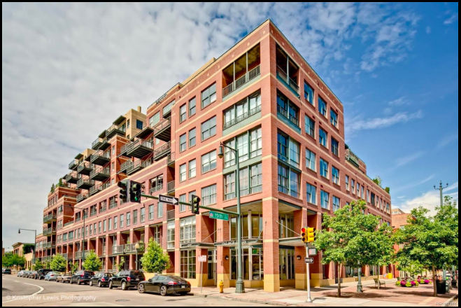 $556,000 - 1499 Blake St #4G, Denver, CO 80202