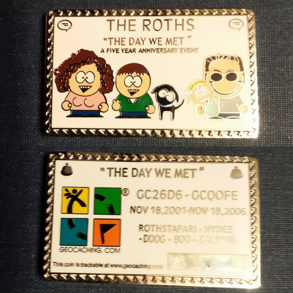 Roths 5 Year Anniversary