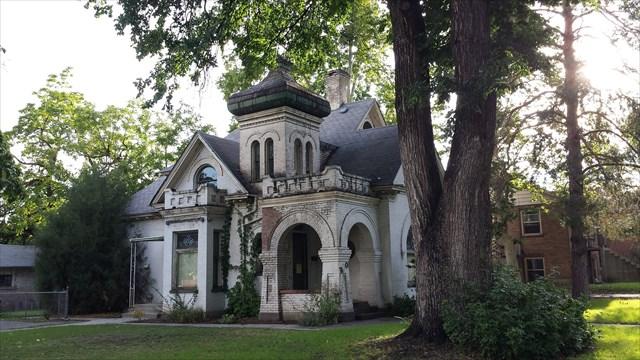 GC2DWW5 by CalMadDVM A house on a wherigo tour.
