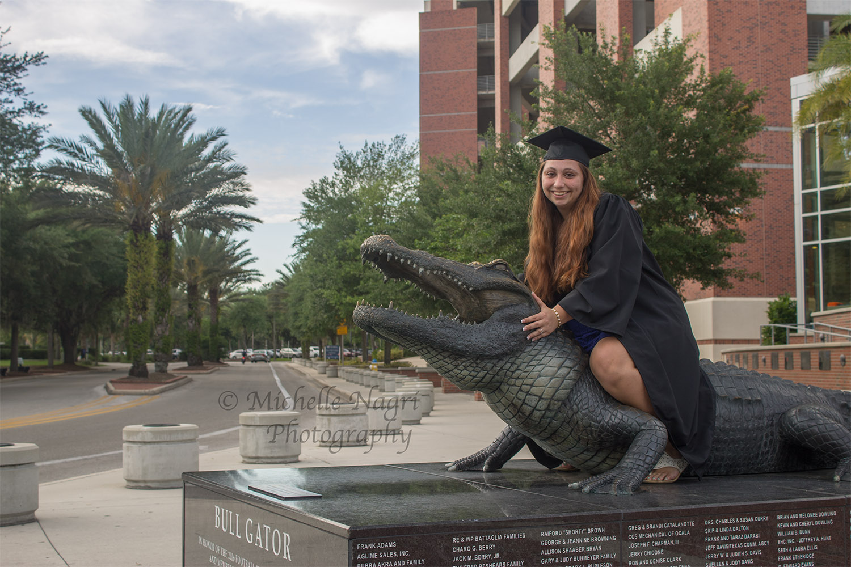 Brandi Todaro UF graduation 2015
