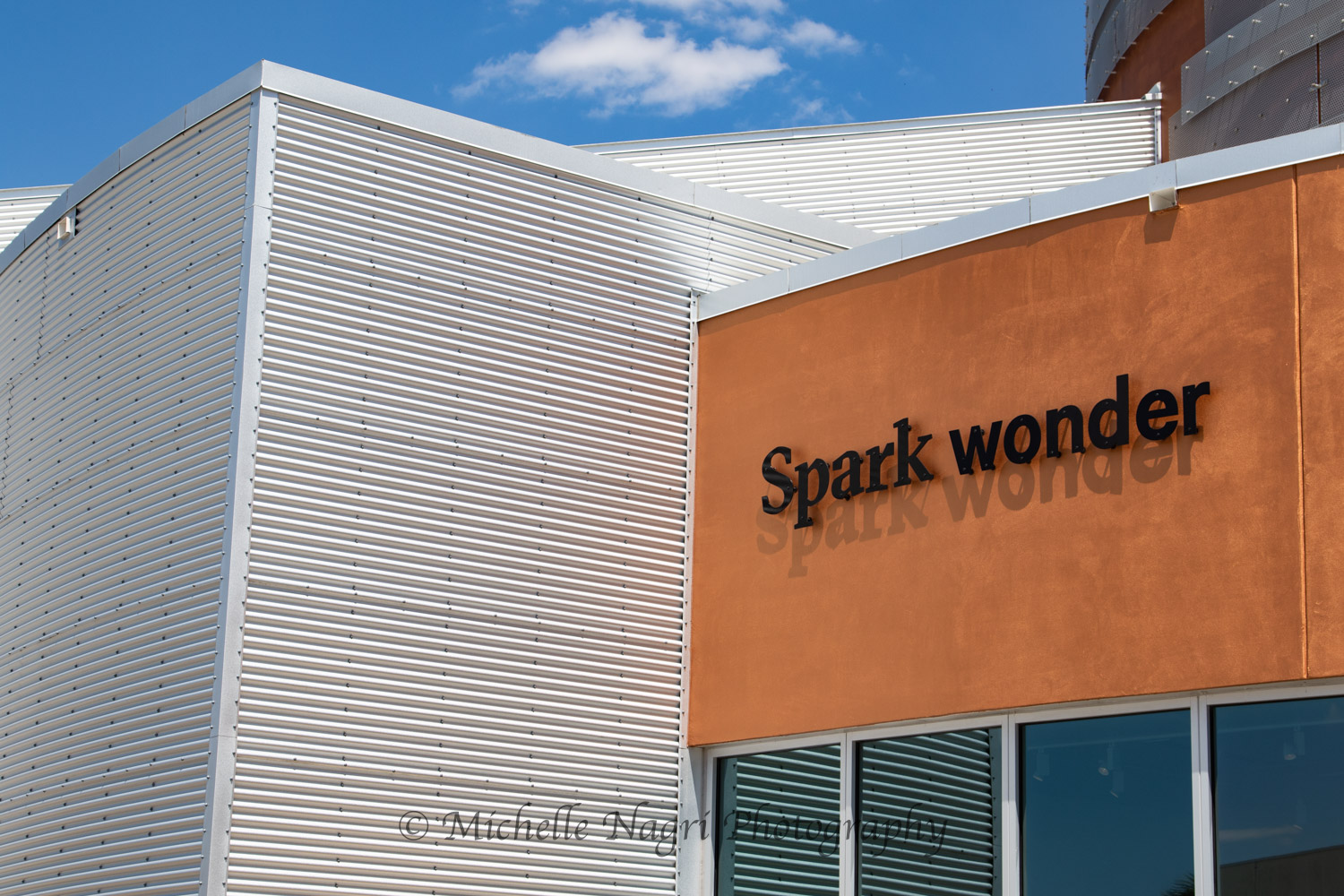 Spark Wonder at The Cade Museum for Creativity & Invention. Gainesville, FL.