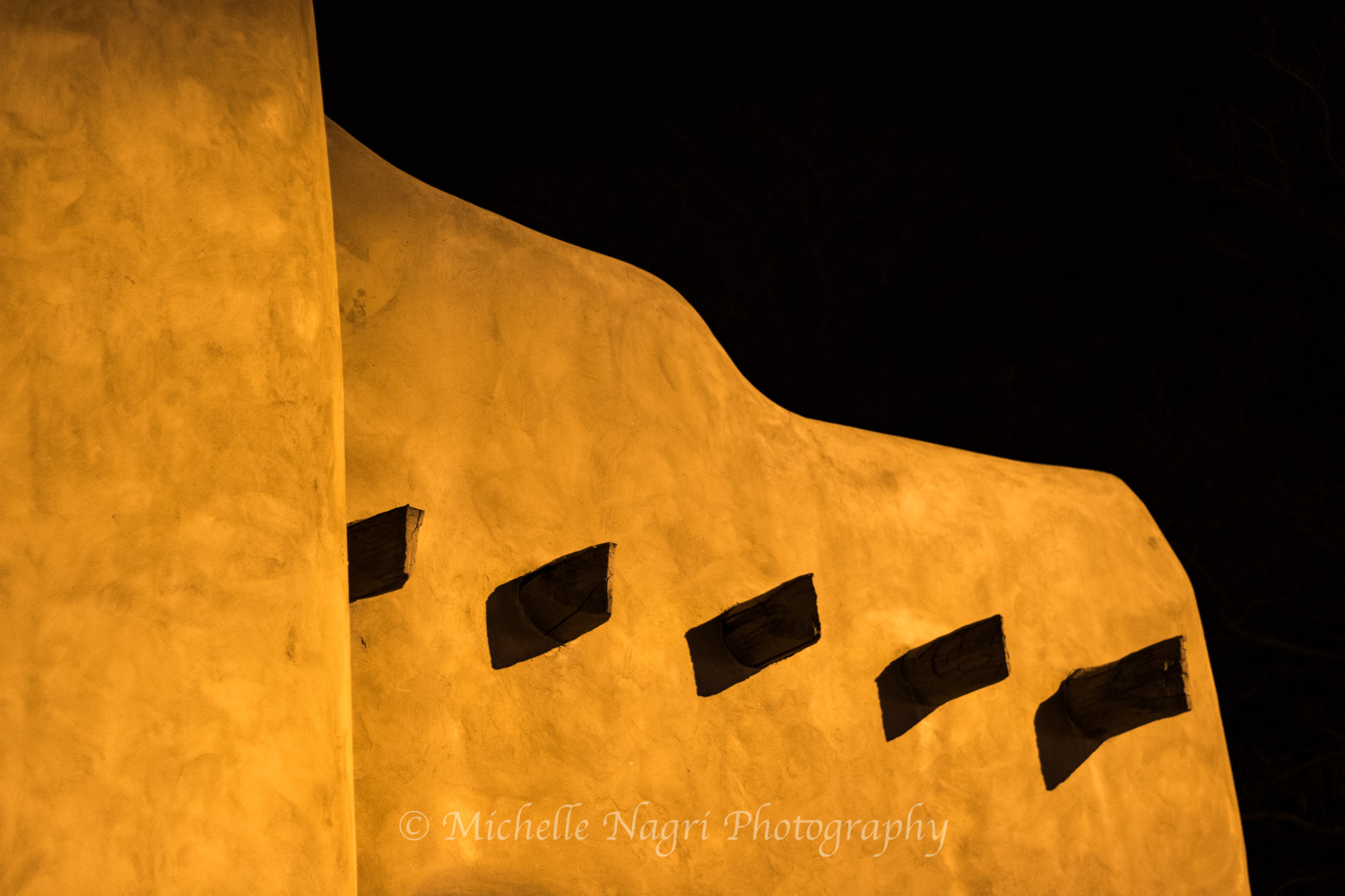 The Softness of Santa Fe at Night, 2018