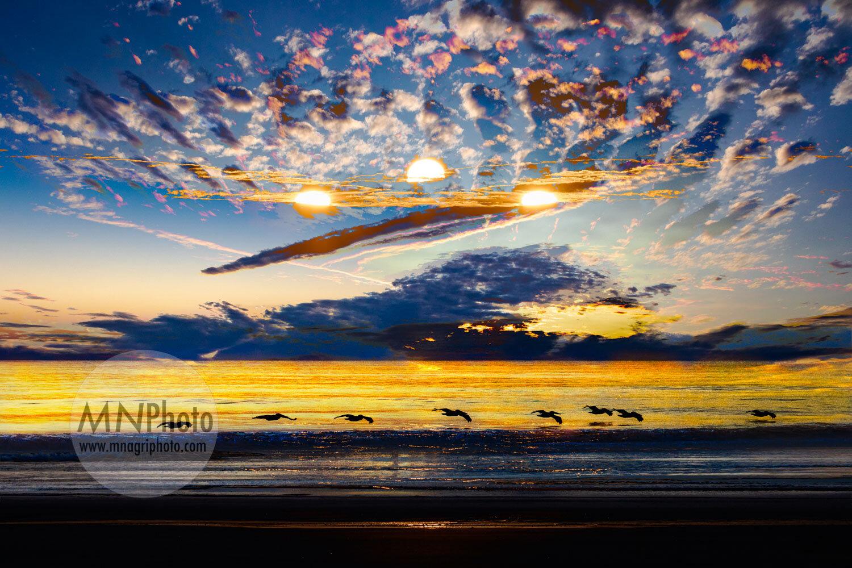 Three Suns of St. Augustine Beach, 2019