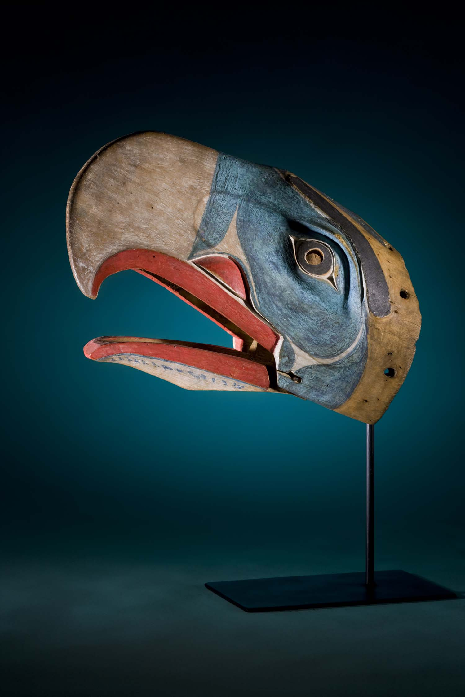 Bella Coola Eagle Mask
