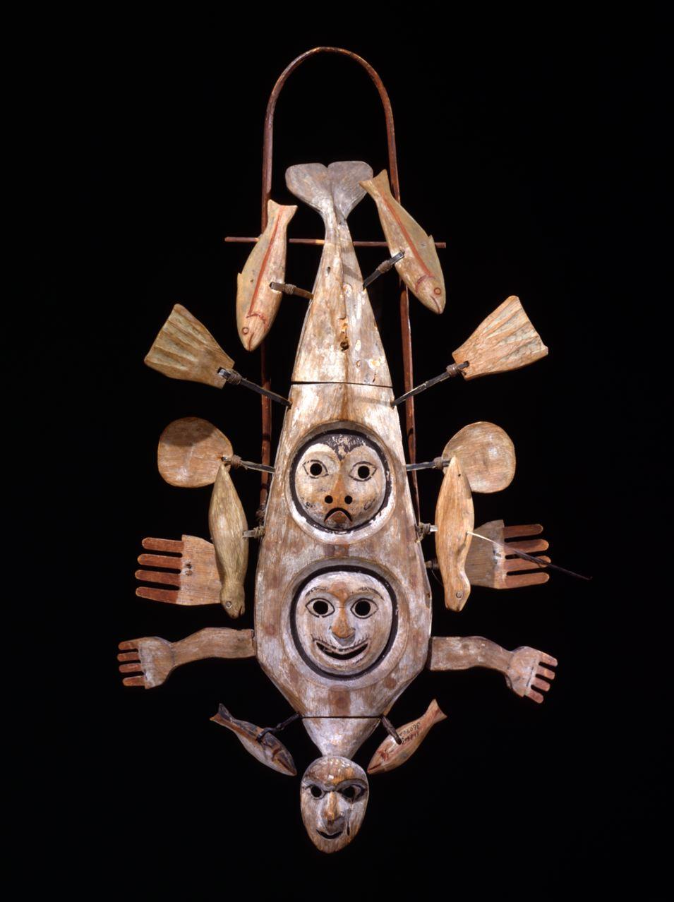 Eskimo (Yup'ik) Mask