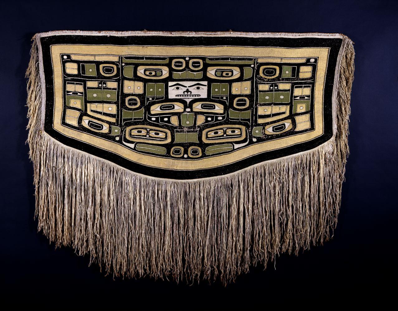 Tsimshian Blanket