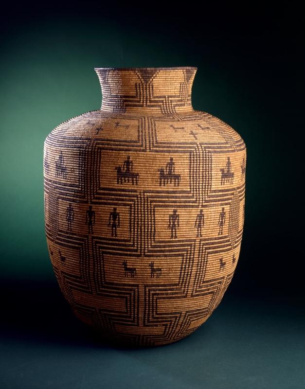Apache Basket (Olla)