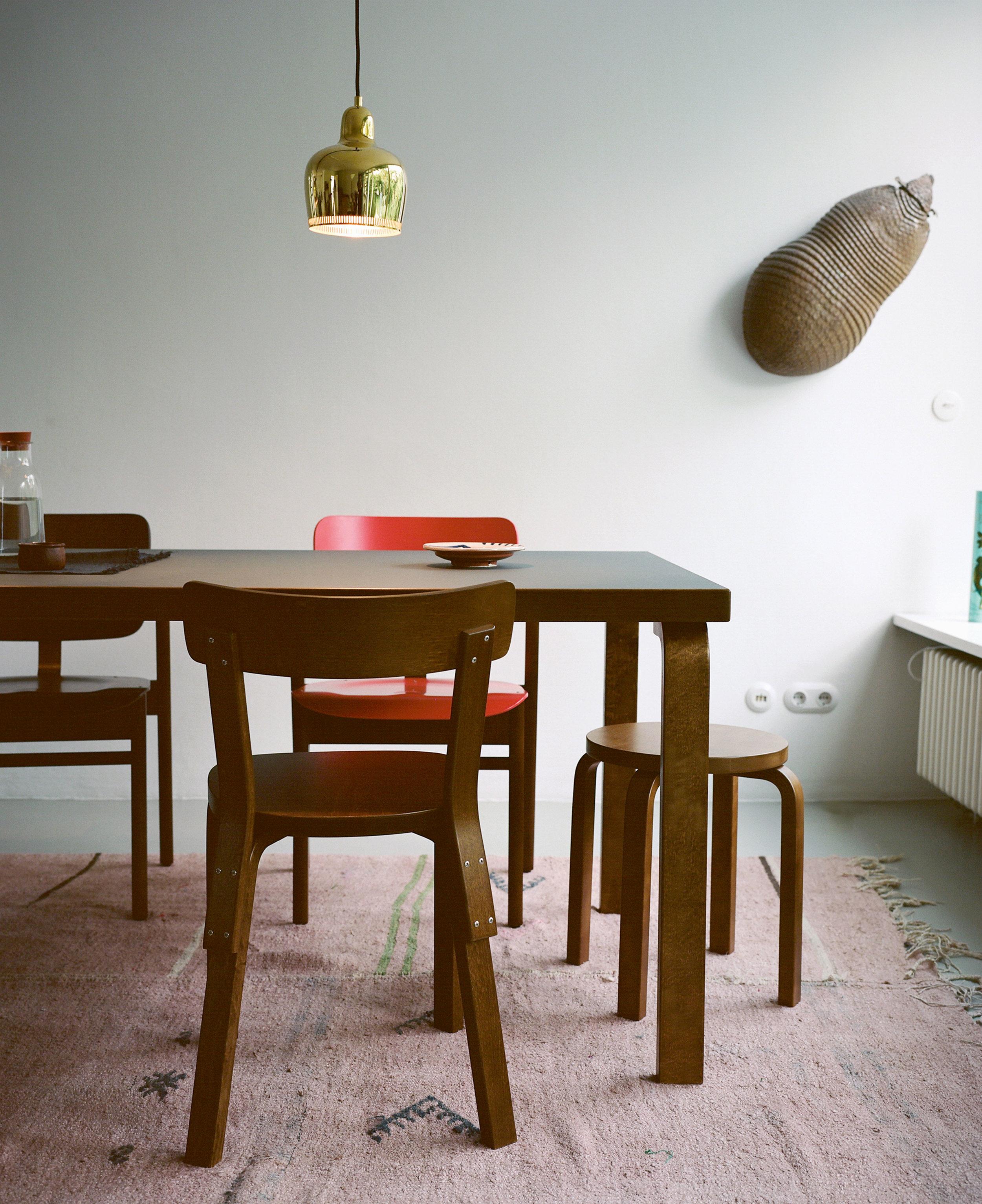 Chair_69_Stool_E60_Walnut_Stain_Pendant_Light_A330S_Golden_Bell.jpg