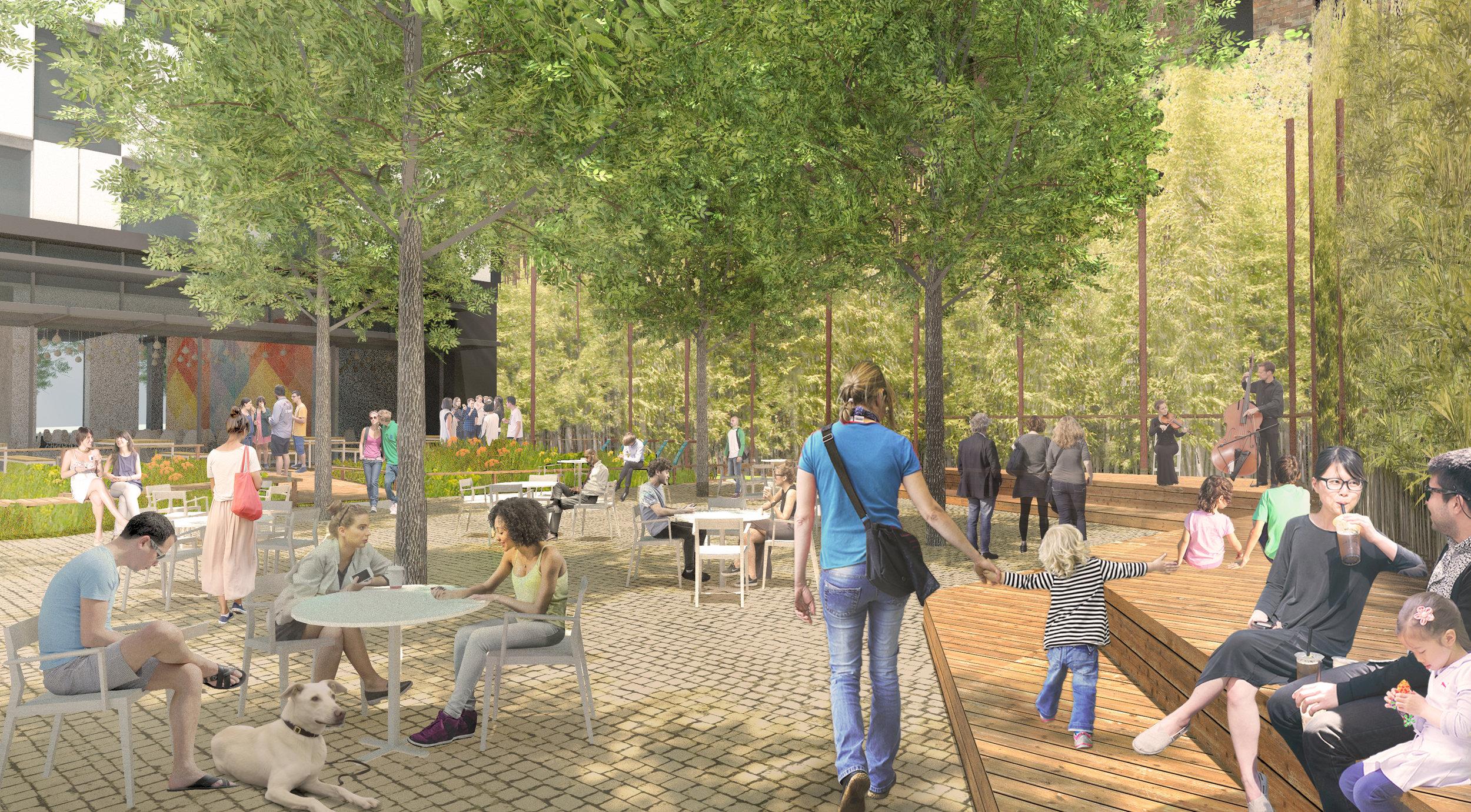 PS Pocket Park