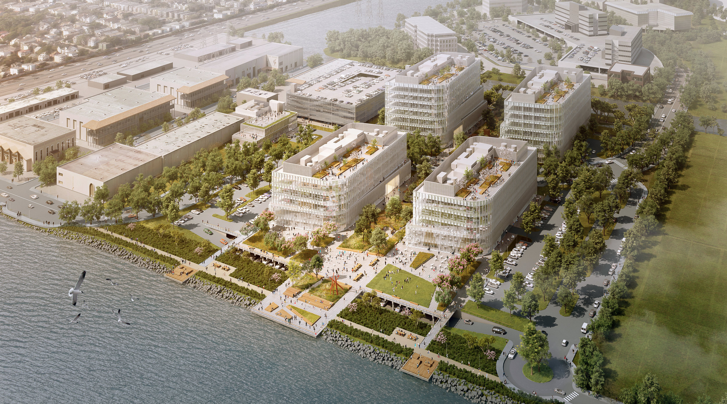 Rendering by Doug & Wolf courtesy of Cushman & Wakefield